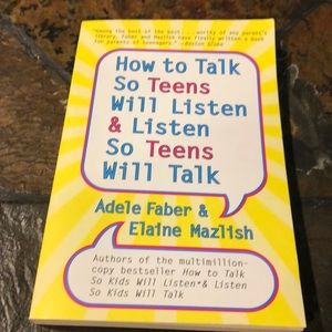 2 for 10$ / How to talk so teens will listen